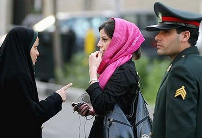 New I Ranian State Television Presenter Azadeh Namdari Is Known As An Advocate Of