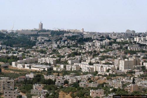 Jerusalem-gilo