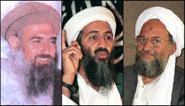 Azzam, Bin Laden and Zawahiri