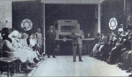 first ambulance 1931