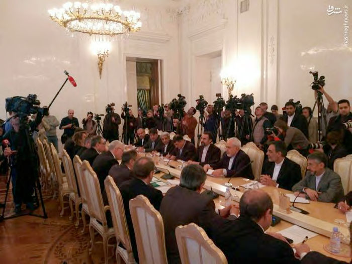 foreign ministers of Iran, Russia and Turkey