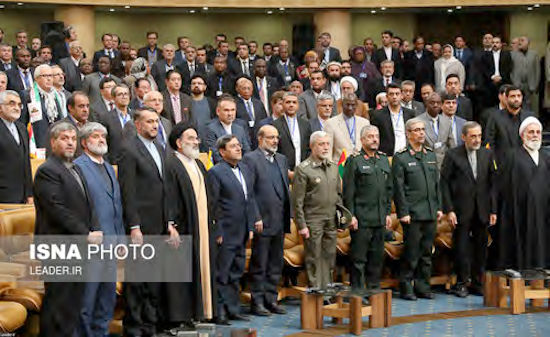 Iranian leaders