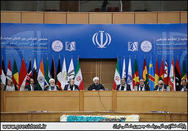 Iranian President Hassan Ruhani