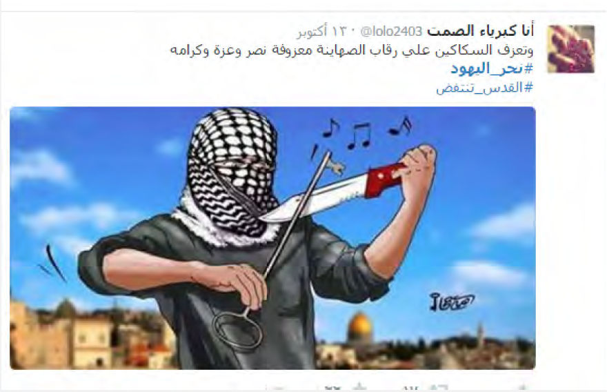 isis inciting murder of jews
