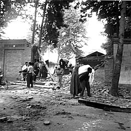 mossadegh-house-looted