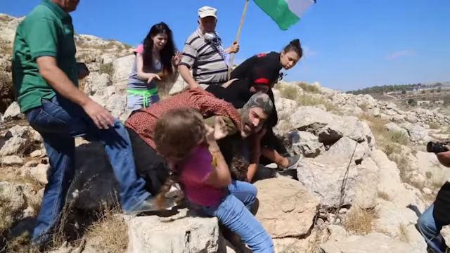 palestinian.violence.Nebi-Saleh