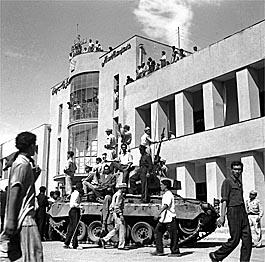 pro-shah-troops-radiostation