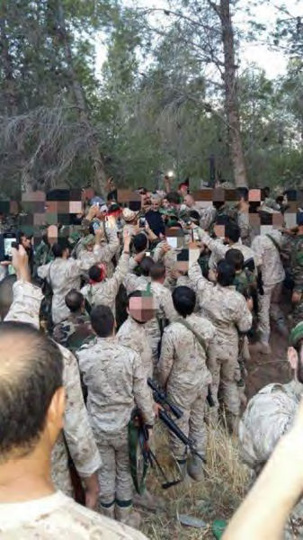 qasem-soleimani-and-syrian-soldiers