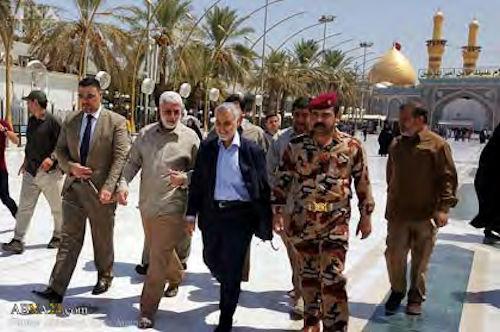 qasem-soleimani-karbala-iraq